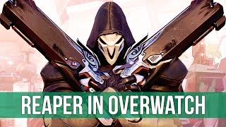 Download Overwatch: Reaper Overview & Introduction! (Abilities & Lore) Video