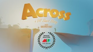 Download ″Across″ a VR short story - 360 Video