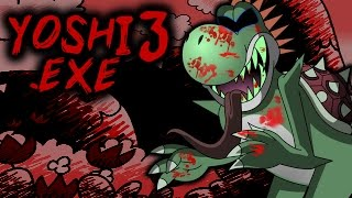Download YOSHI3.EXE - ALL THE YOSHI'S ARE DEAD! [YOSHI HORROR GAME] Video