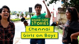 Download Chennai Girls On Boys - Road Side Stories | Put Chutney Video