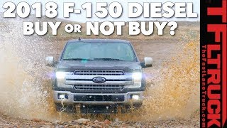 Download 2018 Ford F-150 Diesel On and Off-Road Review: So How Does It Drive? Video