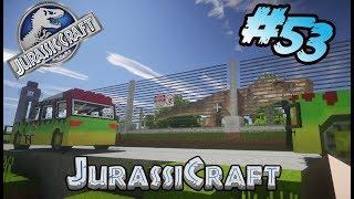 Download RAPTORES SUELTOS EN EL PARQUE!!!! - Jurassicraft #53 Video
