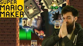 Download The Mario Maker ″Please No Puzzles″ Run // SUPER EXPERT NO SKIP [#38] Video