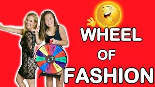 Download WHEEL OF FASHION CHALLENGE   FUNNY   IT'S ME ALI Video