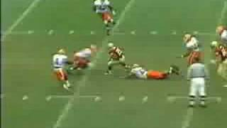 Download ″The Choke at Doak″ - The greatest 4th quarter comeback ever Video