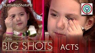 Download Little Big Shots Philippines: Jacey | 5-year-old Little Makeup Artist Video
