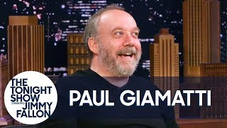 Download Paul Giamatti Keeps Getting Mistaken for Larry the Cable Guy Video