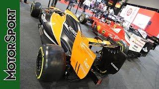 Download Racing stars look ahead to 2018 Video