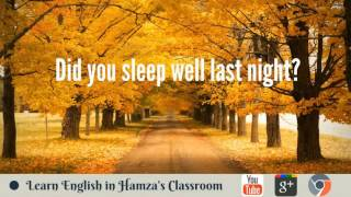 Download Learn English Phrases - 27 - Learn English in Hamza's Classroom - Let's Learn English Video