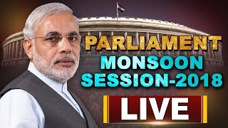 Download Parliament LIVE | Monsoon Session Of Parliament 2018 | ABN LIVE Video