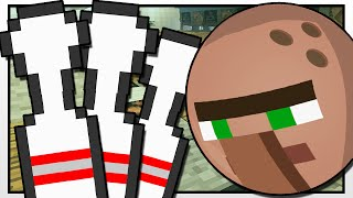 Download Minecraft | GRAVITY GUN BOWLING ALLEY!! | Custom Mod Adventure Video
