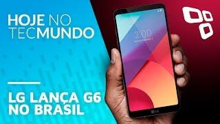 Download LG lança G6 no Brasil - Hoje no TecMundo Video