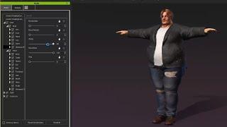 Download iClone G6 Character Creator Work In Progress - Part 1 Video