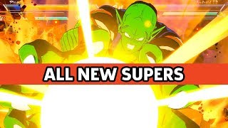 Download Dragon Ball FighterZ - Every New Character's Supers, Intro, and Win Quote Video