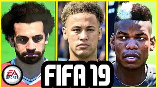 Download 300 AMAZING NEW FACES ADDED TO FIFA 19 Video