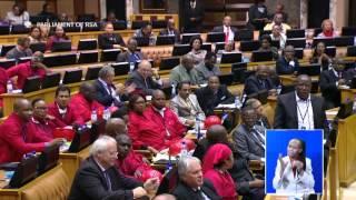 Download WATCH: Mmusi Maimane and Julius Malema go head-to-head in Parliament Video