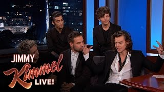 Download One Direction on Fans, Royals & Johnny Depp Video