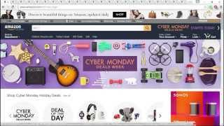 Download Amazon Cyber Monday Deals - $35 Tablet, $350 4k tv, USB Microphone, AND MORE Video