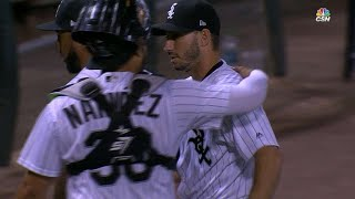 Download 8/9/17: Miguel Gonzalez leads White Sox to a 7-1 win Video