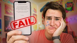 Download My $1100 iPhone X Fail... Video