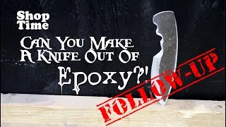 Download Epoxy Knife: Viewer Suggestions! Video