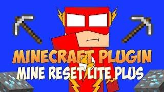 Download MineResetLitePlus | Minecraft Plugin Bukkit Spigot | Minas automáticas !! Video