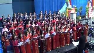 Download Bai Ca Ngan Trung (Hoang Khanh - Kim Long) Video
