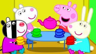 Download Peppa Pig Episodes - Peppa plays with friends - Cartoons for Children Video