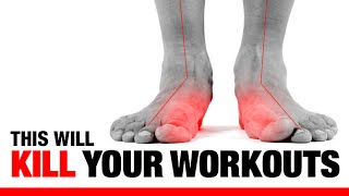 """Download 5 Ways Flat Feet """"F"""" Up Your Workouts!! (EXERCISES TO FIX THEM!) Video"""