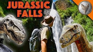 Download Welcome to JURASSIC FALLS! Video