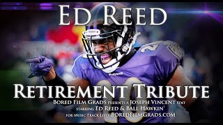 Download Ed Reed - Retirement Tribute Video
