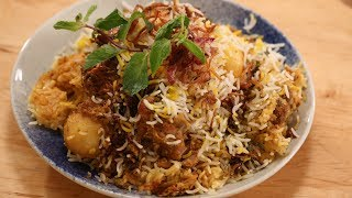 Download Dum Biryani | Sanjeev Kapoor Khazana Video