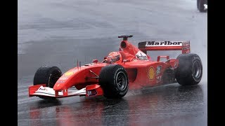 Download MICHAEL SCHUMACHER DANCE IN THE CHAOS OF MALAYSIA 2001 Video