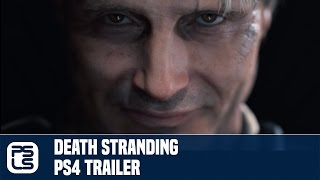 Download Death Stranding PS4 Trailer Video