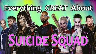 Download Everything GREAT About Suicide Squad! Video