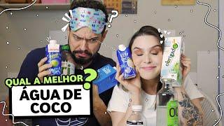 Download Qual a MELHOR ÁGUA DE COCO? #DEGUSTACHATA   Lu Ferreira   Chata de Galocha Video