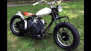 Download Industrial V-twin Bikes ! Video
