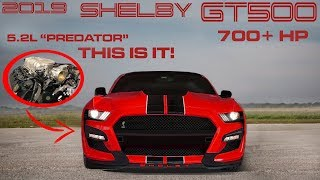 Download 2019 Mustang SHELBY GT500 is FINALLY HERE! Video