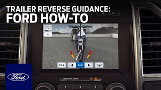 Download How To Use Trailer Reverse Guidance | Ford How-To | Ford Video