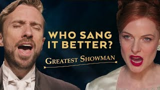 Download Never Enough - The Greatest Showman (Male Version + Real Opera Singer) Video