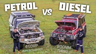 Download BUILT NOT BOUGHT || Petrol Vs. Diesel Video