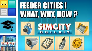 Download SimCity BuildIt - Why do YOU need a Feeder City? | AYB68 Video