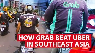 Download How Grab Beat Uber In Southeast Asia | Inside The Storm | CNA Insider Video
