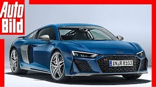 Download Audi R8 Facelift (2018) Vorstellung / Sitzprobe / Review Video
