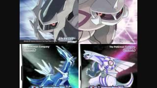 Download Dialga & Palkia Battle - Pokémon Diamond/Pearl/Platinum Video