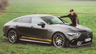 Download Warum ich für 200.000€ den Mercedes-AMG GT 63 S (639PS | 4-Türer) kaufen würde Video