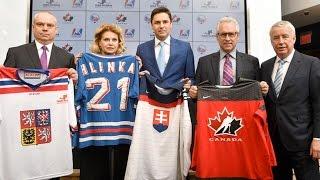 Download RAW | Ivan Hlinka Memorial Cup Video
