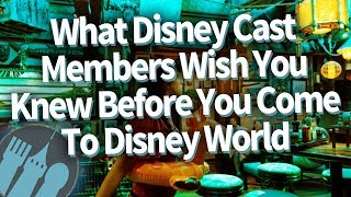 Download What Disney Cast Members Wish You Knew Before You Come To Disney World Video