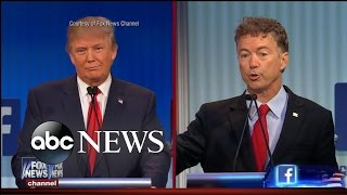 Download First GOP Debate: Donald Trump, and Other Memorable Moments Video