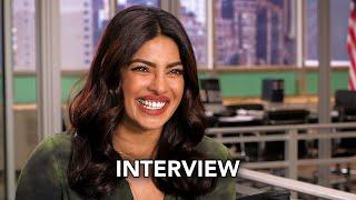 Download Quantico Season 2: Priyanka Chopra Interview (HD) Video